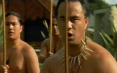 SONGS OF THE MAORI