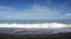 Cobden Beach / Greymouth / South Island / New Zealand